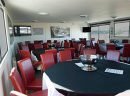Brooklands suite interior