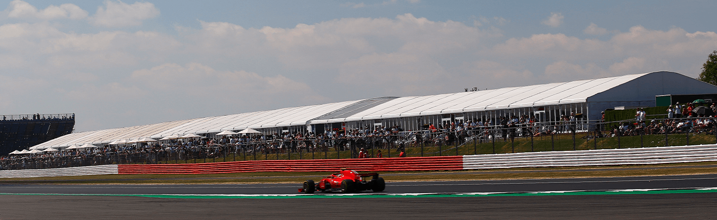 Looking back at Silverstone Six